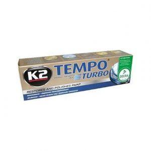 k2 turbo tempo pasta