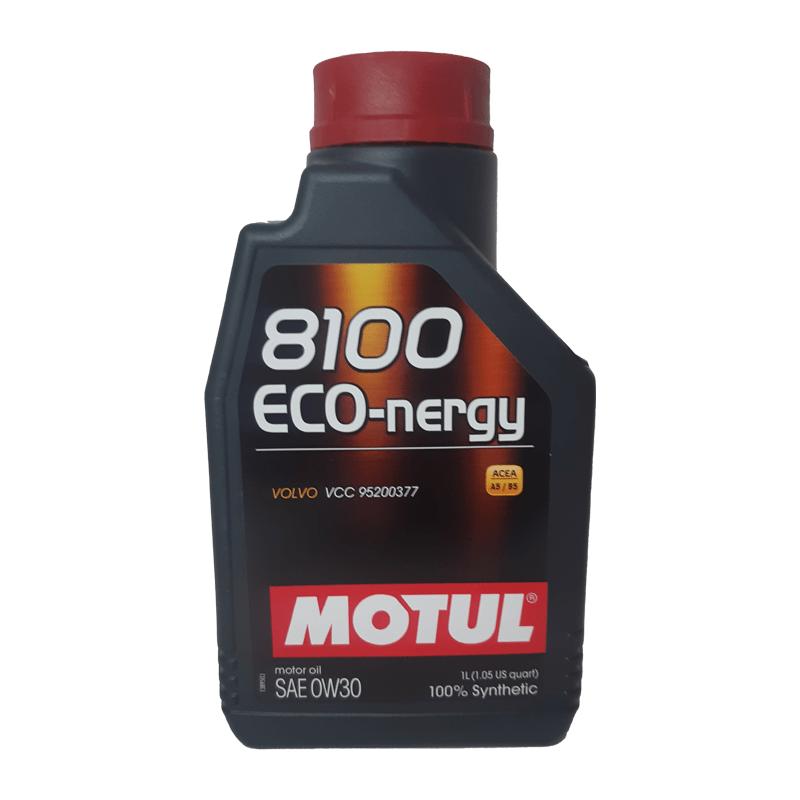 motul 8100 eco energy 0w30