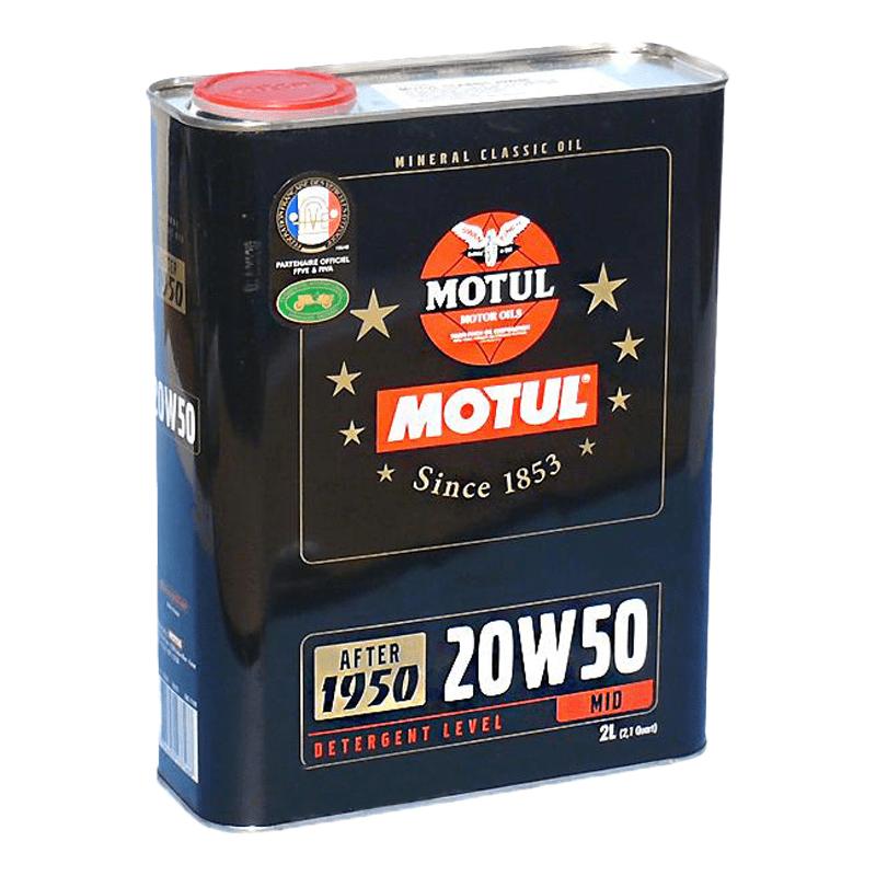 motul classic 20w50 2l