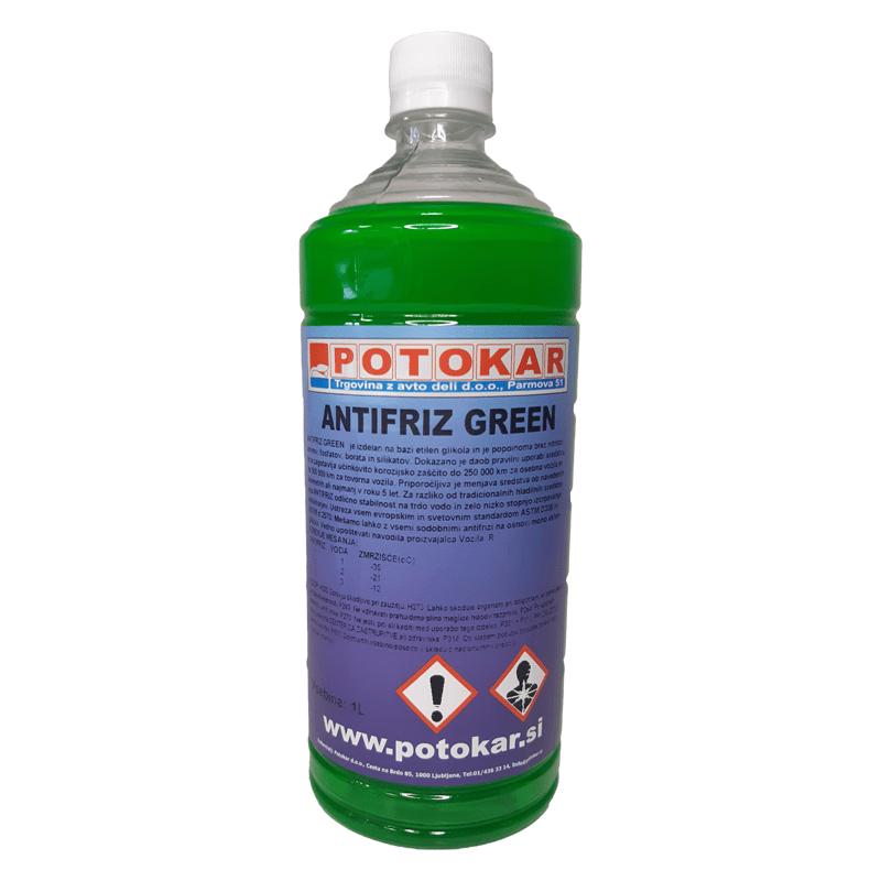 potokar antifriz green