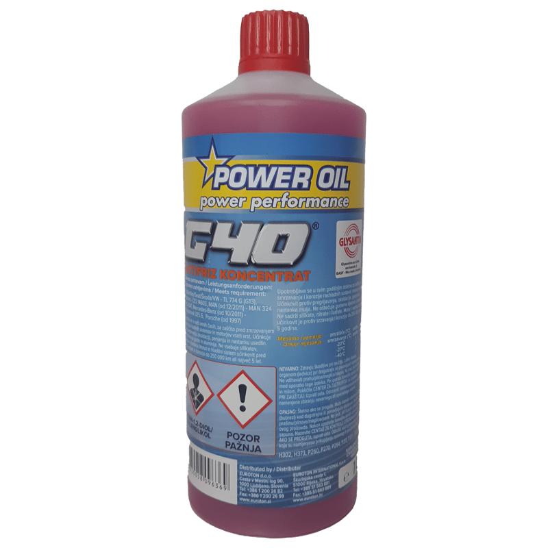 power oil g40
