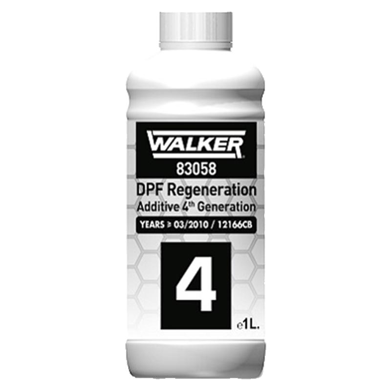 walker dpf regeneration 1l