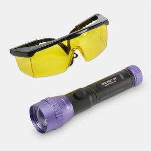 TP 8690 F UV detektor LED luc z ocali