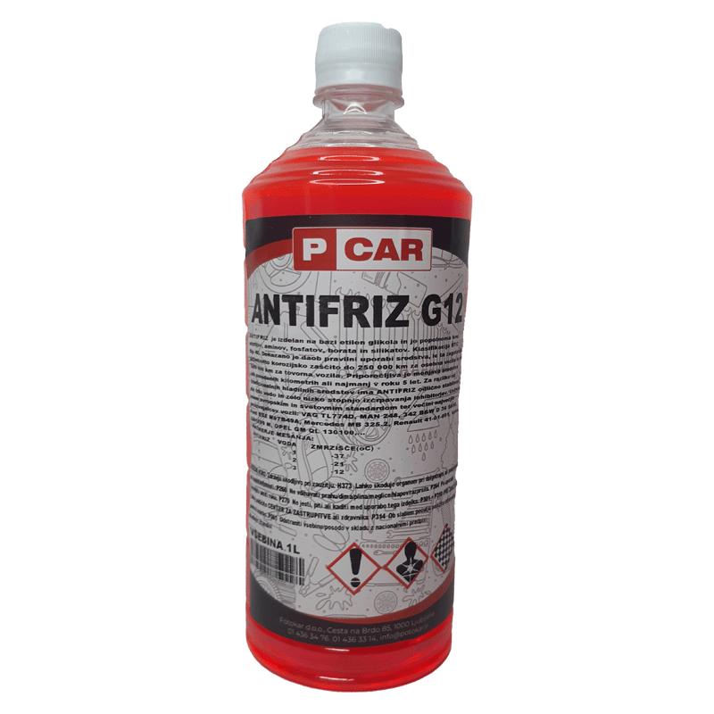 pcar antifriz g12 1l