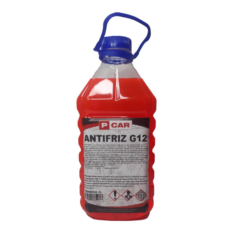 pcar antifriz g12 rdec 3l